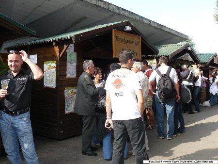 Badacsonyi Szüret kiállító borászatai és kézművesei