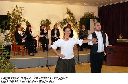 Magyar Kultúra Napja a Liszt Ferenc Emlékév jegyében