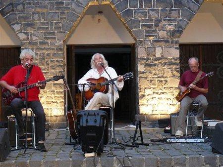 Tolcsvay Trio koncertje